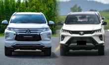 SUV hạng D 'đua' công nghệ an toàn tại Việt Nam