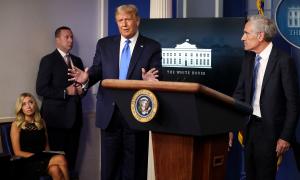 Kịch bản Trump từ chối rời Nhà Trắng gây lo ngại