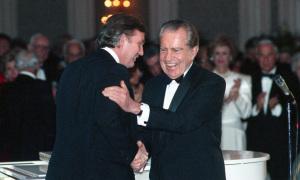 Một thập kỷ Trump và Nixon tâm tình qua thư