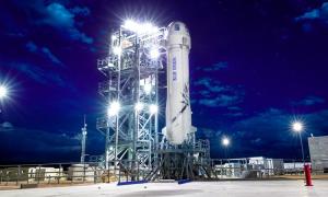 Công ty Mỹ hoãn phóng tên lửa tái sử dụng