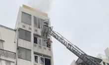 Cháy khách sạn, một người chết