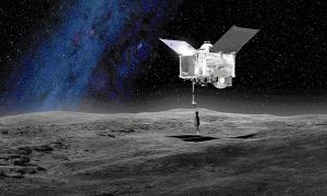 Tàu NASA sắp chạm xuống tiểu hành tinh Bennu để lấy mẫu