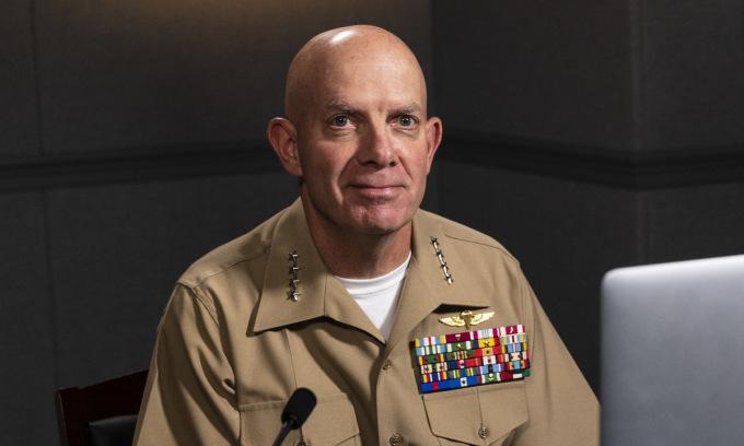 Tướng Mỹ muốn tái bố trí quân ở châu Á, răn đe Trung Quốc