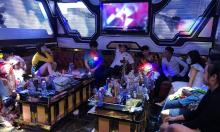 Gần 100 nam nữ phê ma túy trong quán karaoke