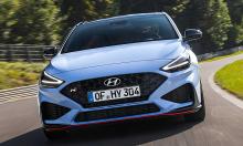 Hyundai i30 N 2021 ra mắt