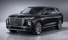 Hongqi E-HS9 - ôtô điện giá từ 80.500 USD