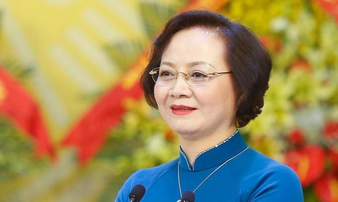 Tân Thứ trưởng Nội vụ làm Phó ban Tổ chức Trung ương