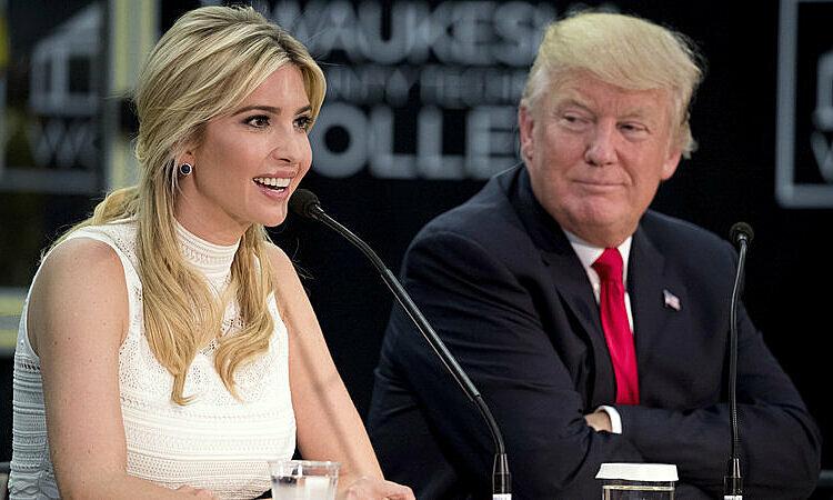 Cựu cố vấn nói Trump từng định để Ivanka làm 'phó tướng'