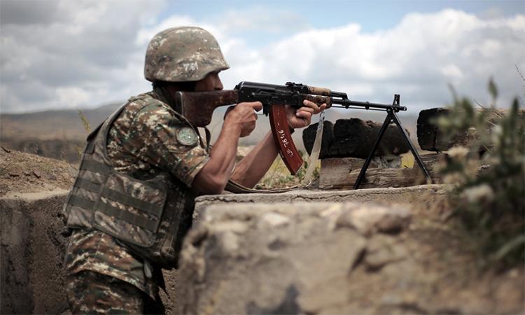 Thêm hàng chục binh sĩ chết vì giao tranh Armenia - Azerbaijan