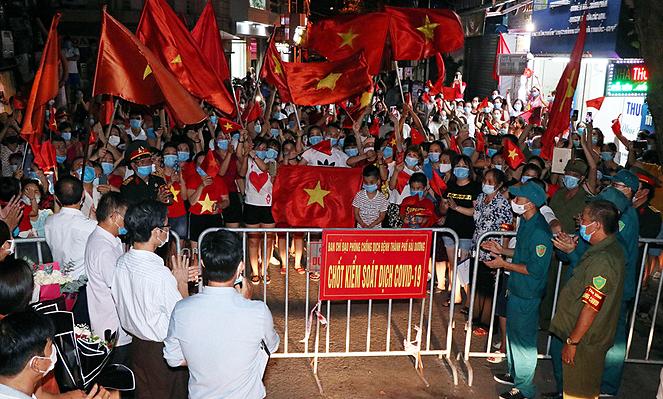 Báo Anh ca ngợi Việt Nam đánh bại Covid-19 lần hai