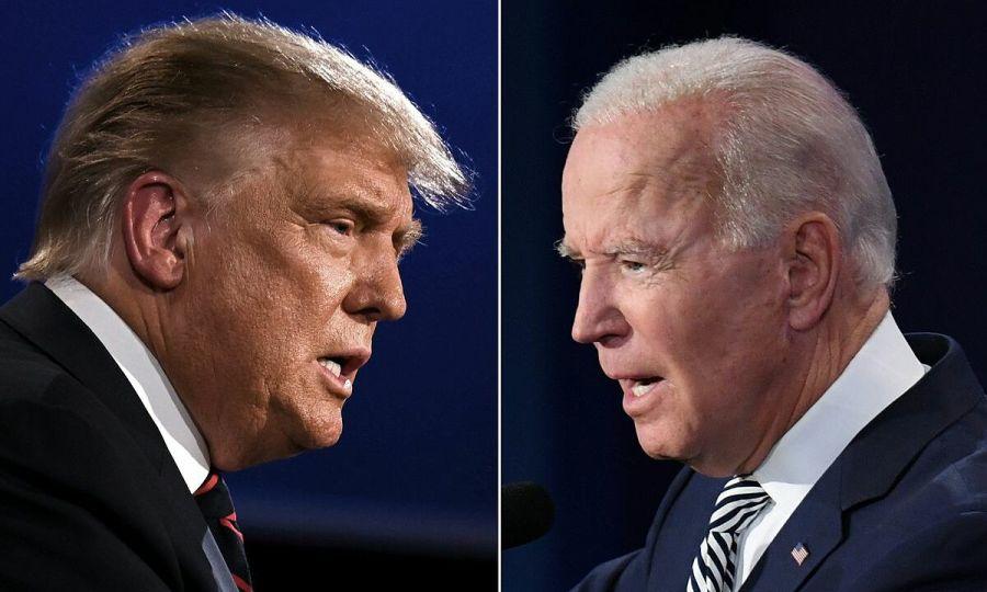 Người Trung Quốc chê Trump - Biden 'cãi nhau ỏm tỏi'