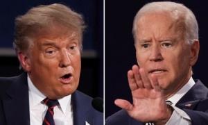 Đòn 'ăn miếng trả miếng' Trump - Biden trên sàn đấu tranh luận