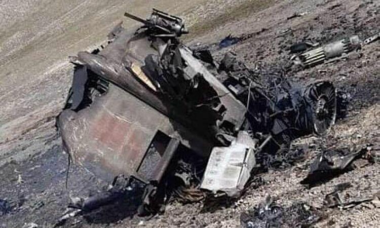 Armenia công bố ảnh cường kích 'bị bắn rơi'