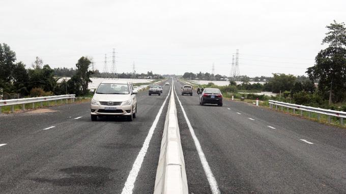 Cao tốc Lộ Tẻ - Rạch Sỏi sắp thông xe
