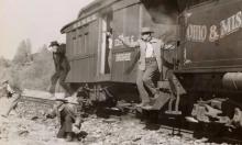 Vụ cướp tàu hỏa đầu tiên trong lịch sử Mỹ