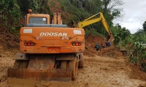 7 người gặp nạn khi cứu hộ dân ở Quảng Trị