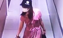 Nữ nghi phạm cướp ngân hàng khai không có đồng phạm