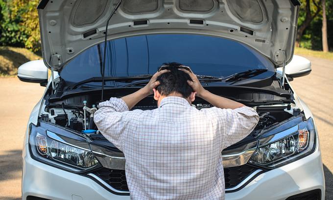 Các lý do khiến xe không thể khởi động
