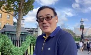 Nhà văn Australia tự nhận là cựu điệp viên Trung Quốc