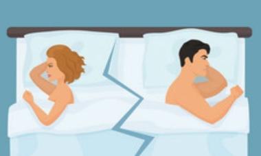 Lý do nào gây trì hoãn ân ái trong hôn nhân?