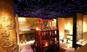 Phát minh đồng hồ thiên văn của Trung Quốc