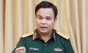 Thượng tướng Lê Chiêm: 'Đưa ngay hàng cứu trợ đến người dân vùng lũ'