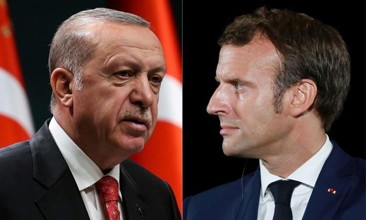 Erdogan nói Macron cần 'điều trị tâm thần'
