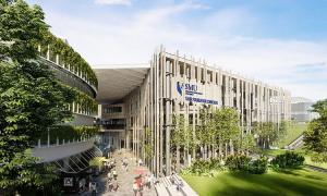 Đại học Quản lý Singapore với chương trình giáo dục kiểu Mỹ
