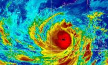Ba yếu tố khiến bão Molave thành 'cơn cuồng phong'
