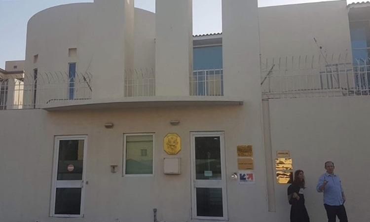 Đâm dao tại lãnh sự quán Pháp ở Arab Saudi