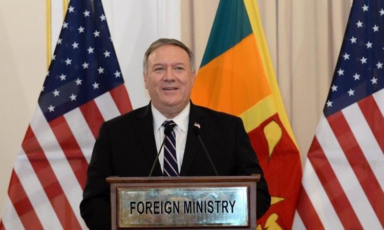 Ngoại trưởng Mỹ đến Việt Nam