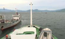 Tàu hải quân ra tới khu vực 26 ngư dân mất tích