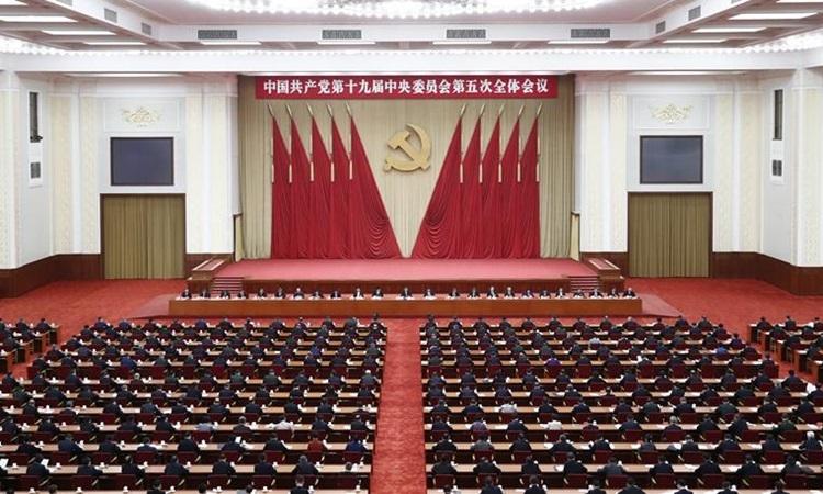 Trung Quốc công bố kế hoạch phát triển kinh tế 5 năm