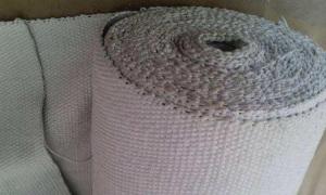 Vải chống chịu 400 độ C dệt từ đá