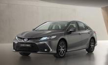 Toyota Camry Hybrid 2021 ra mắt