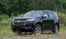SUV 7 chỗ, máy dầu cũ nào tầm 600-750 triệu đồng?