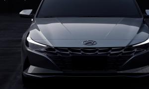 Hyundai Elantra thế hệ mới sắp ra mắt Đông Nam Á