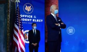 16 ngày Biden bị 'trói tay'