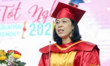 Đại học Nguyễn Tất Thành có nữ hiệu trưởng