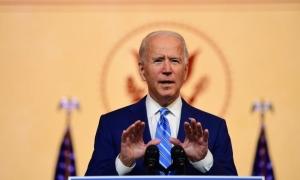 Biden kêu gọi đoàn kết trong Lễ Tạ ơn