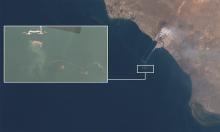 Tàu dầu trúng thủy lôi ngoài khơi Arab Saudi