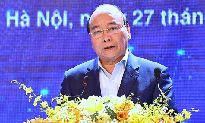 Thủ tướng khuyên người khởi nghiệp chấp nhận thử sai