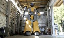 Robot hình người lớn nhất thế giới