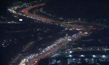 Tắc đường hàng km trong Lễ Tạ ơn Mỹ