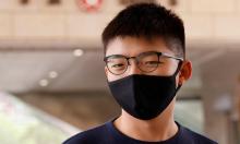 Joshua Wong nói vẫn ổn trong phòng biệt giam