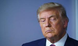 Những lần Trump ngầm nhận thua