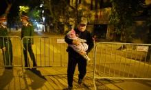 Hà Nội sơ tán hàng trăm người dân trong đêm để di dời bom