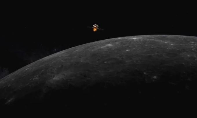 Tàu Trung Quốc tới quỹ đạo Mặt Trăng sao 112 giờ