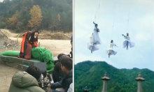 Những cú lừa trong phim cổ trang Hoa ngữ