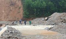 Nhiều xã miền núi Quảng Nam bị chia cắt do mưa lớn